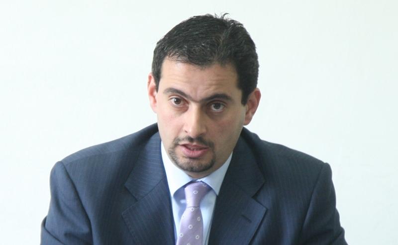 وزير الصناعة والتجارة والتموين الدكتور طارق الحموري