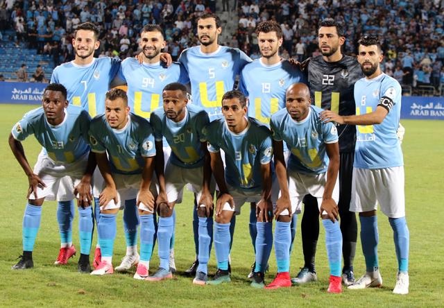 فريق الفيصلي لكرة القدم - (الغد)