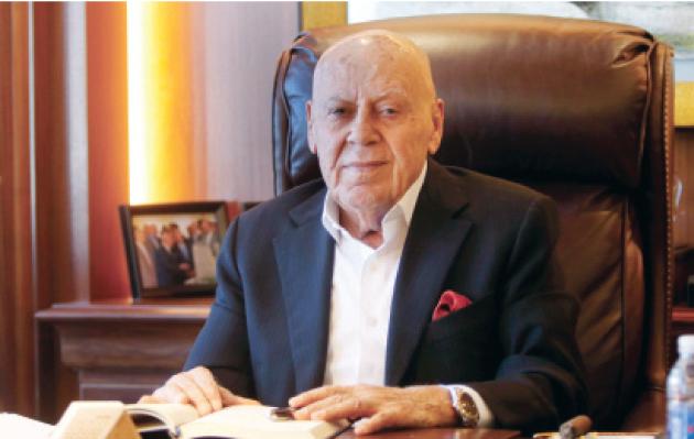 رجل الاعمال توفيق شاكر فاخوري - (أرشيفية)