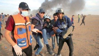 Photo of شهيدان برصاص الاحتلال في غزة