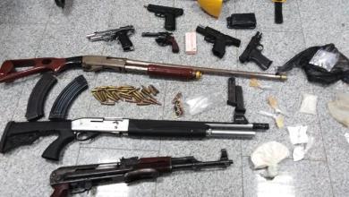 Photo of ضبط 8 مروجي مخدرات و112 كف حشيش في عمان والزرقاء