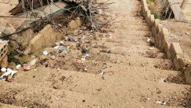 Photo of الكرك: أدراج مهترئة تربط الأحياء السكنية والأسواق تشكل خطرا على مستخدميها – فيديو