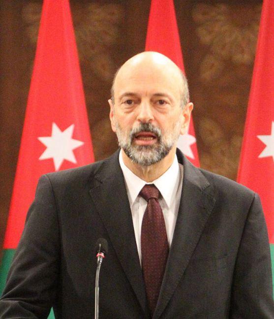 رئيس الوزراء الدكتور عمر الرزاز - أرشيفية