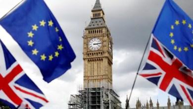 Photo of النواب البريطانيون يرفضون اتفاق بريكست للمرة الثالثة