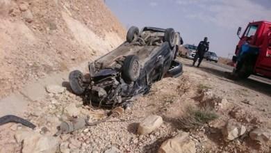 Photo of وفاة ثلاثيني بحادث سير على الصحراوي