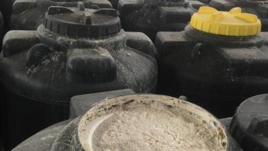 Photo of إغلاق مصنع يحتوي على عشرات الأطنان من المخللات الفاسدة في البادية الشمالية