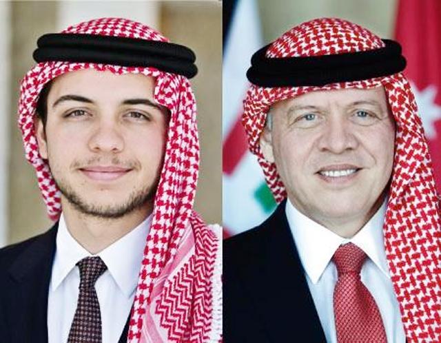 الملك وولي العهد يتلقيان برقيات تهنئة بعيد الاستقلال Alghad