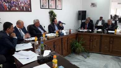 """Photo of لجنة تحضيرية لإدارة ملف """"إربد عاصمة الثقافة العربية""""- فيديو"""