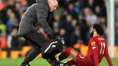 Photo of مدرب ليفربول يكشف طبيعة إصابة محمد صلاح