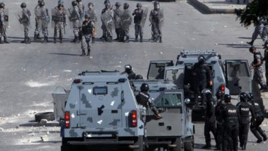 Photo of إصابة طلبة بمشاجرة على مدخل كلية الكرك الجامعية