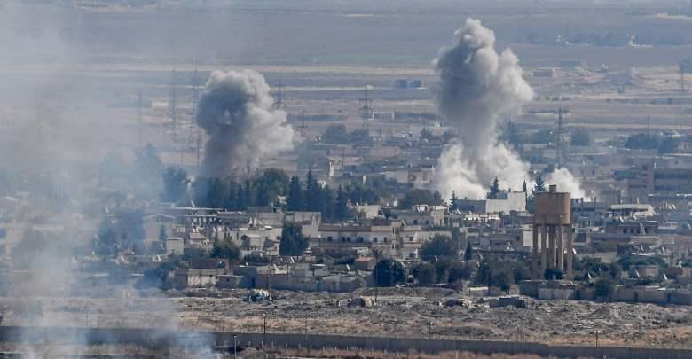 "Photo of الجيش السوري يسيطر ""بشكل كامل"" على مدينة منبج"