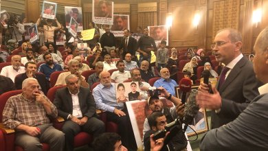 Photo of الصفدي يلتقي ذوي الأسرى الأردنيين المعتصمين (فيديو)