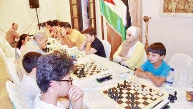 """Photo of شراكة """"ثلاثية"""" في صدارة بطولة الأمير محمد للشطرنج"""