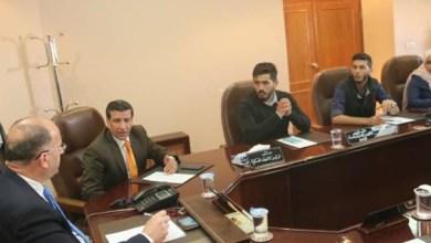 Photo of رئيس جامعة مؤتة يلتقي مجلس اتحاد الطلبة