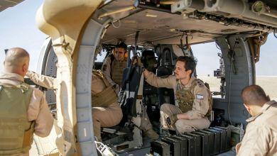 Photo of ولي العهد يواصل تدريباته في قاعدة الملك عبدالله الثاني الجوية