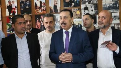 Photo of ماذا قال وزير التربية والتعليم تيسير النعيمي في أول تصريح له؟