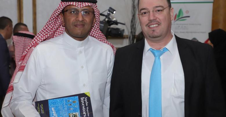 Photo of الرواجبة يبحث التعاون مع السعودية بمجال تكنولوجيا المعلومات