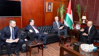 Photo of الحاج توفيق يدعو لتأسيس علاقات تجارية قوية مع بيلاروسيا