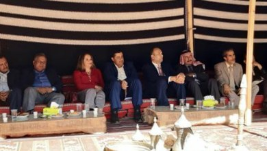 Photo of بدء فعاليات مشروع بيت مادبا البدوي