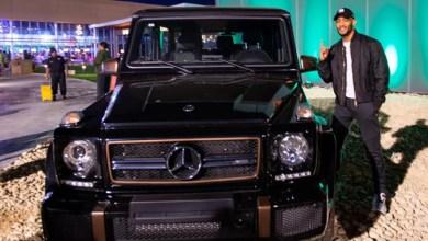 Photo of محمد رمضان ثاني مشترٍ بعد رونالدينيو بمعرض الرياض للسيارات