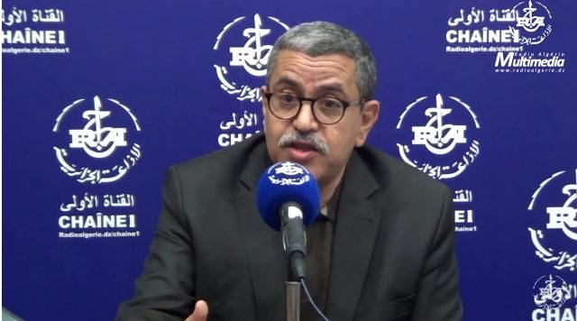 رئيس الوزراء الجزائري عبد العزيز جراد