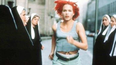 مشهد من فيلم لولا اركضي لولا