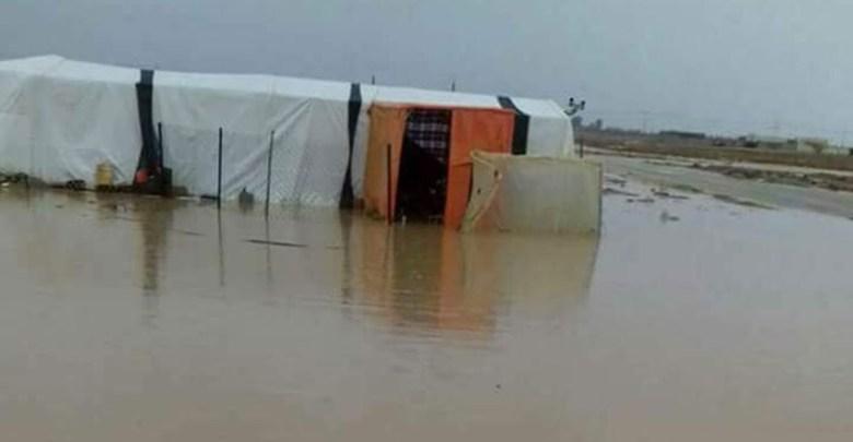 Photo of صندوق الزكاة يساعد أسرة جرفت السيول خيمتها في عجلون