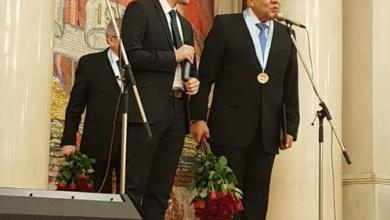"Photo of جامعة موسكو تمنح أمين عام اتحاد الجامعات العربية ""الدكتوراه الفخرية"""
