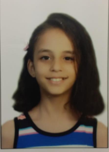 الطالبة ريتا عرفات الاهدب (الصف الرابع الأساسي- مدارس الرأي) - من المصدر