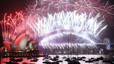 Photo of العالم يحتفل بحلول العام 2020… وألعاب نارية تضيء السماء