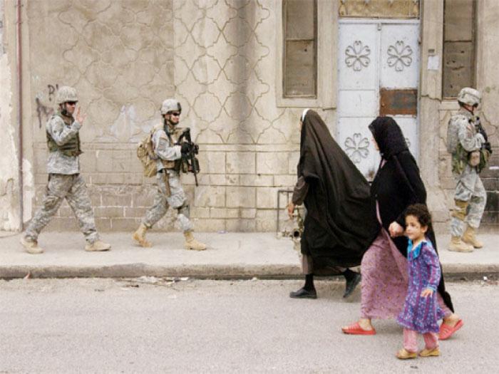 استراتيجية أميركية أوسع لمواجهة إيران خارج العراق