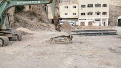 Photo of الكرك: حفريات بمشروع تطوير البركة تشكل خطورة على منازل المواطنين