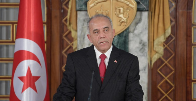 الرئيس التونسي الحبيب الجمالي