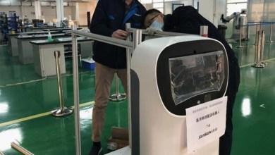 Photo of رجال آليون.. جنود من الصين لمواجهة فيروس كورونا