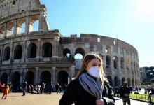 """""""كورونا"""" في إيطاليا"""