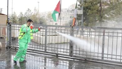 Photo of أمانة عمان تبدأ بتعقيم العاصمة مع سريان حظر التجول