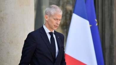 وزير الثقافة الفرنسي