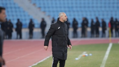 Photo of أمجد أبو طعيمة يستقيل من تدريب الجزيرة