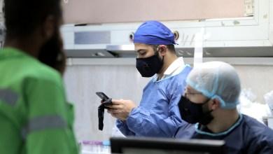 كورونا مستشفى حمزة