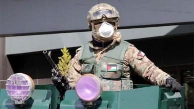 Photo of القوات المسلحة والأجهزة الأمنية تواصل انتشارها بمحافظات المملكة