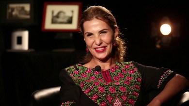 الممثلة نادرة عمران