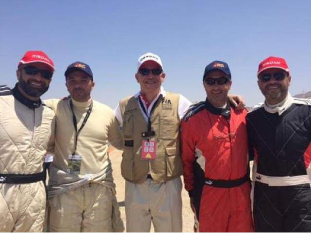 أبطال الراليات يطرزون الإنجازات بأحرف من ذهب - Alghad