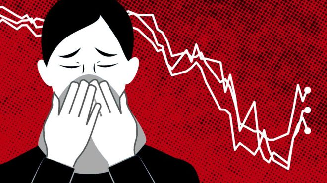 تداعيات تفشي فيروس كورونا على الاقتصاد العالمي والشركات كانت ثقيلة وباهظة