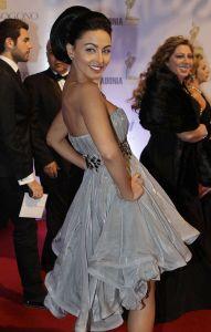 الممثلة الأردنية ميس حمدان