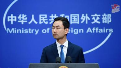 المتحدث باسم وزارة الخارجية الصينية قنغ شوانغ