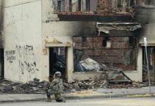 اندلاع اضطرابات في مينيابوليس بعد مقتل جورج فلويد