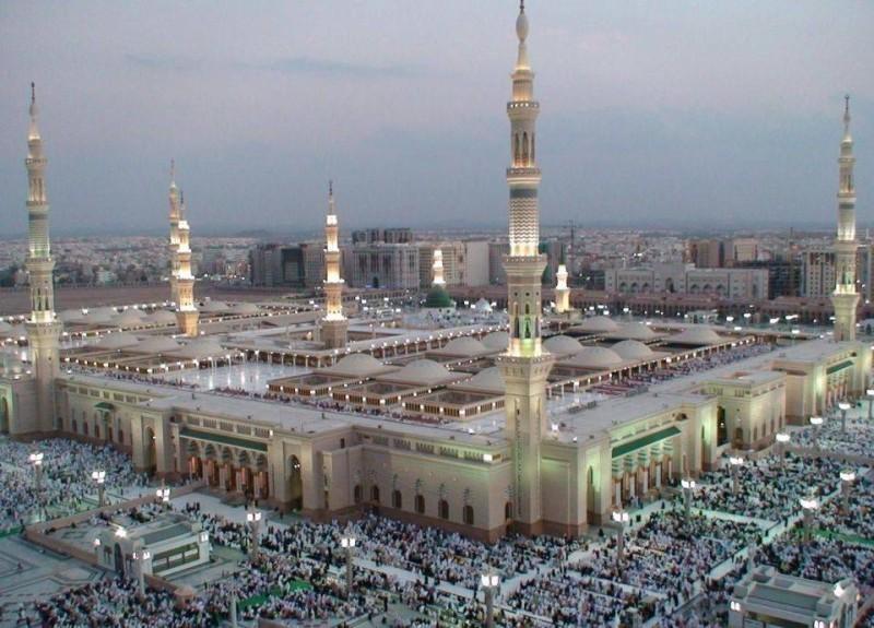 موعد صلاة الجمعة في مكة