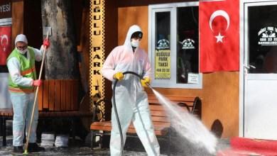 Photo of تركيا تسجل 212 وفاة جديدة بفيروس كورونا