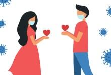 كورونا غير وجه الحب
