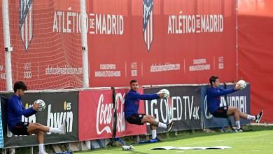 Photo of أتلتيكو مدريد يعود للتدريبات الفردية بعد غياب دام 60 يوما
